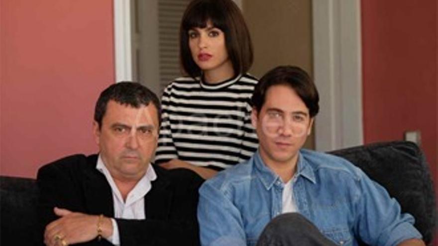 Primeras imágenes de 'Apaches', la ambiciosa nueva serie que ya rueda Antena 3