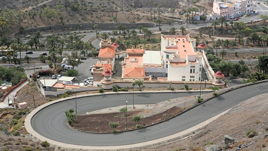 Centro de Internamiento de Extranjeros de Barranco Seco