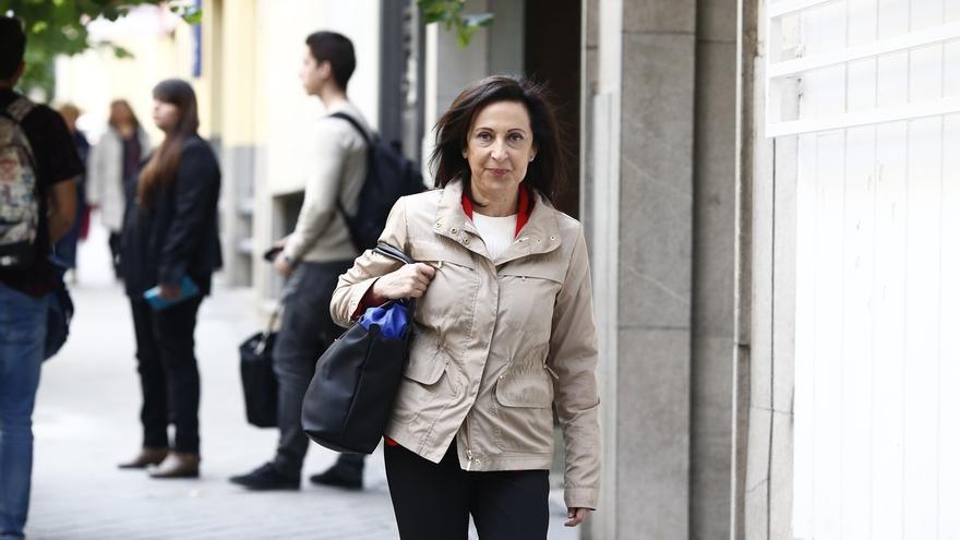 """Margarita Robles dice que Rajoy """"jugó"""" con las elecciones en Navidad """"con intención"""", pero ve posible cambiarlo"""