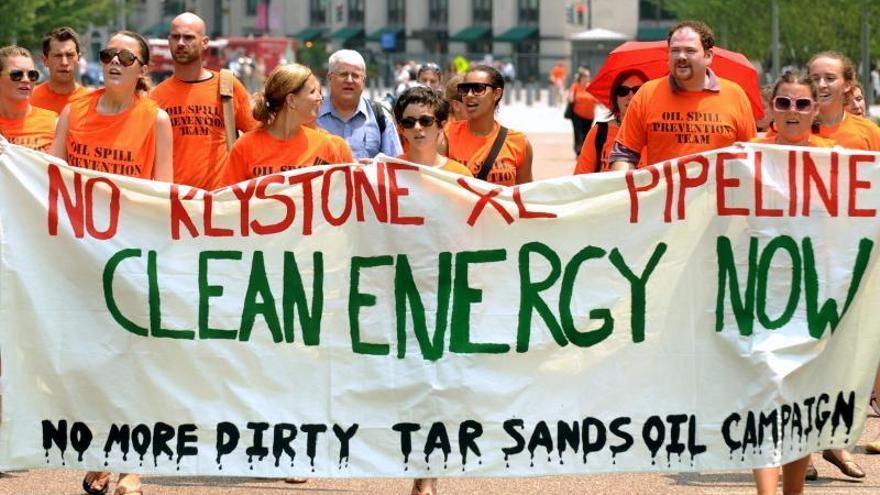 TransCanada empieza a utilizar parte del controvertido oleoducto Keystone