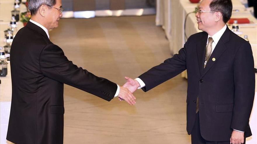 Pospuesta por el siniestro aéreo la tercera cumbre entre Taiwán y China