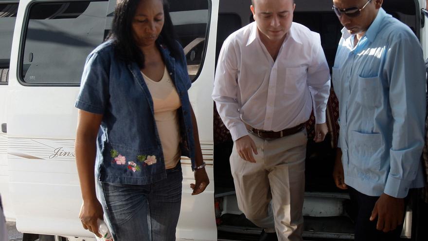Ángel Carromero vuela a España, donde cumplirá la condena que le impuso Cuba