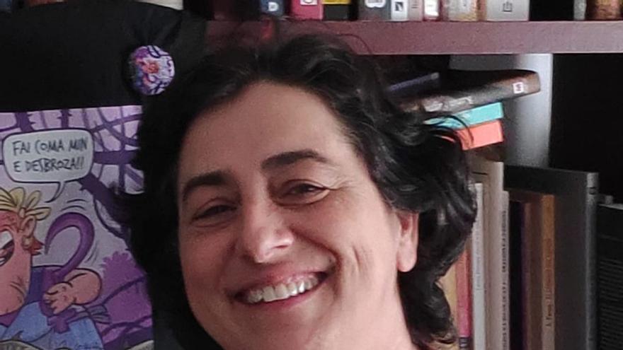 """Marian Moreno, coautora de Skolae: """"La coeducación en Navarra está a salvo por la base que ya ha dejado Skolae"""""""
