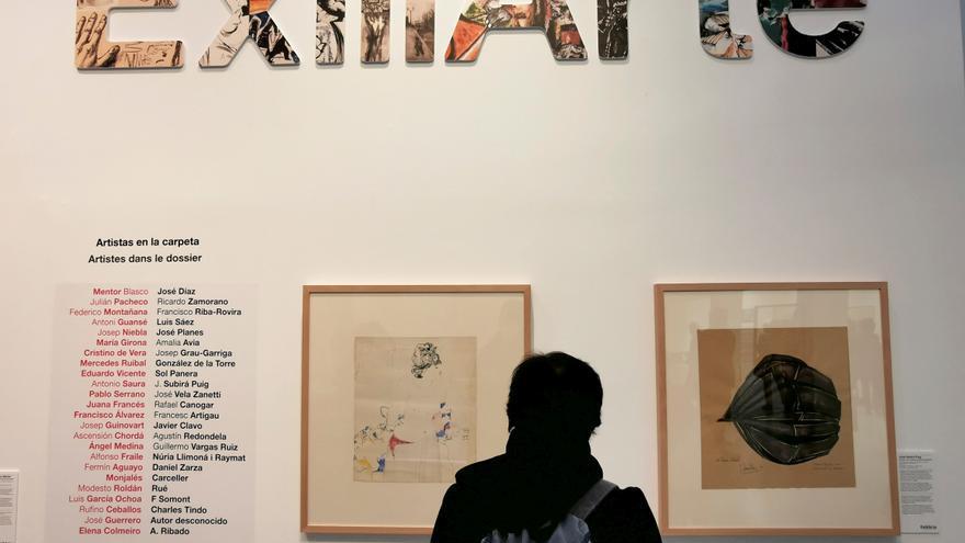 París recupera el homenaje del exilio a Rafael Alberti de 1966