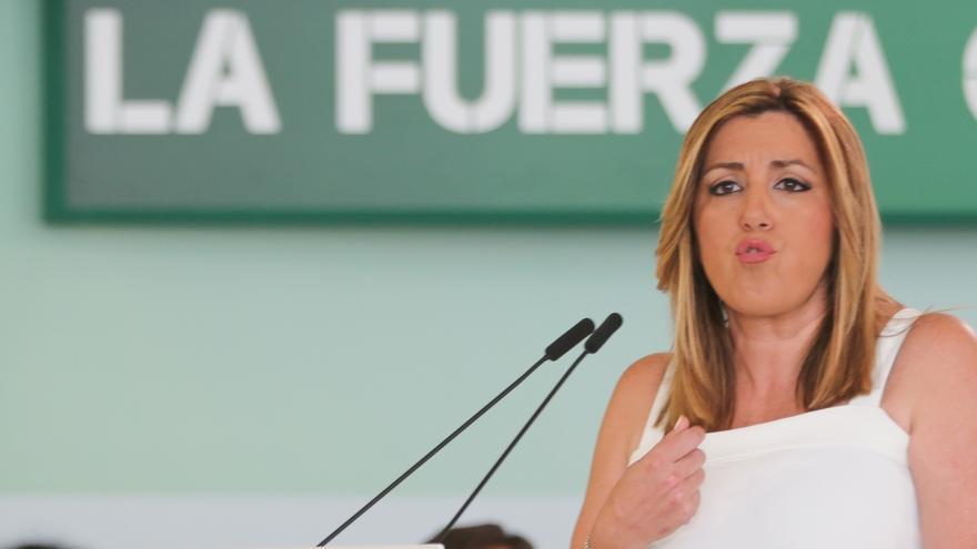 Susana Díaz convoca el próximo jueves a la Ejecutiva y al Comité Director del PSOE-A a 48 horas del Comité Federal