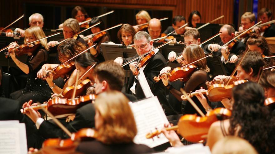 Juan Diego Flórez y la London Philharmonic inauguran el Festival de Música de Canarias.