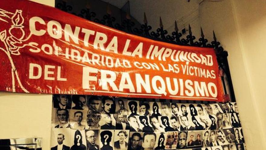 Víctimas del franquismo denuncian los obstáculos de la justicia española a la Querella Argentina