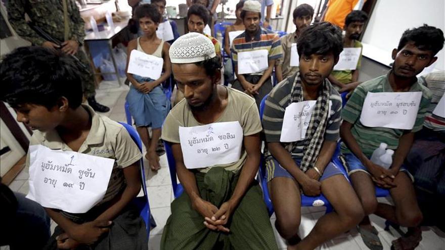 El grupo de D. Humanos de la ASEAN reclama soluciones contra el tráfico de personas