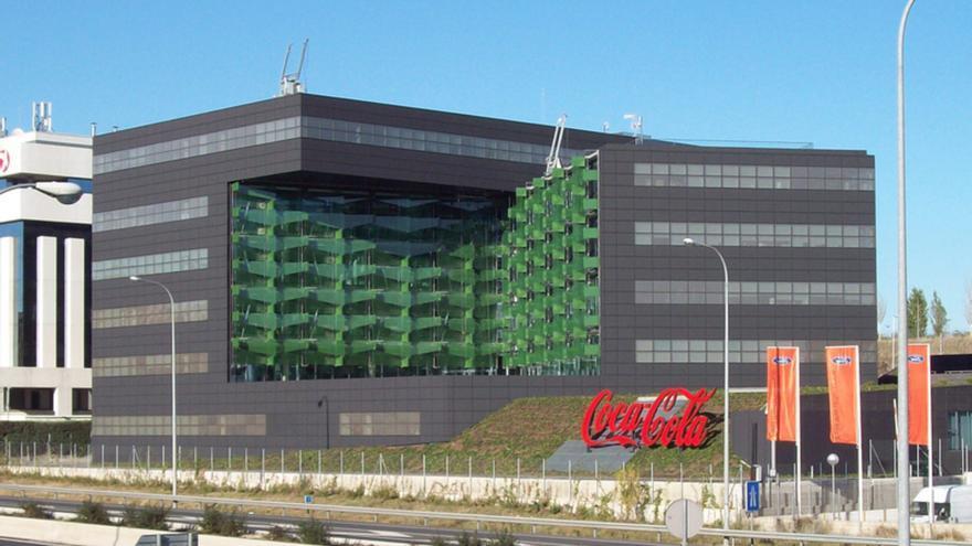 Sede de Coca-Cola España en Madrid