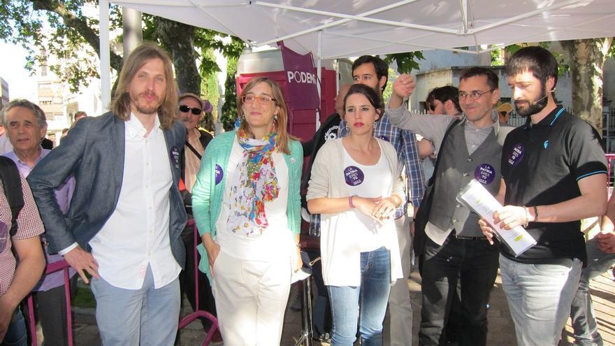 Monedero aclara que un gobierno de Unidos Podemos garantizará la independencia de jueces