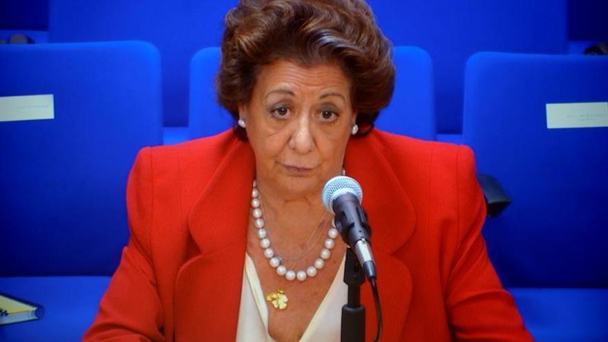 Barberá declara que Samaranch le recomendó a Urdangarin para organizar foros