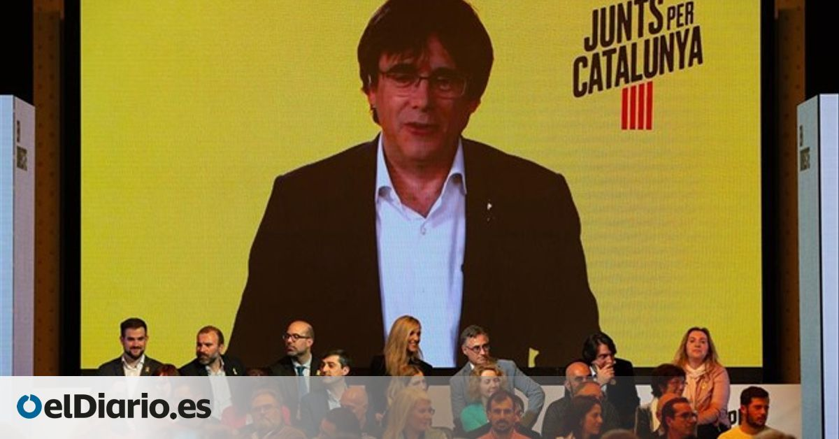 """Puigdemont anuncia acciones legales contra la Junta Electoral: """"No puede quedar impune"""""""