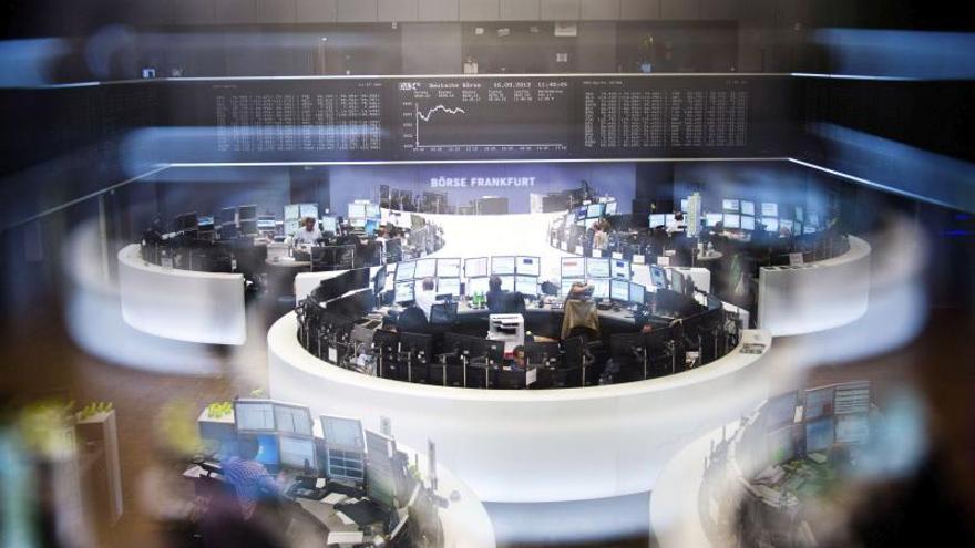 El DAX 30 alemán sube en la apertura un 0,12 por ciento hasta los 9.745,81 puntos