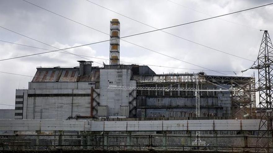 Ucrania conmemora los 30 años de Chernóbil y rinde tributo a los liquidadores