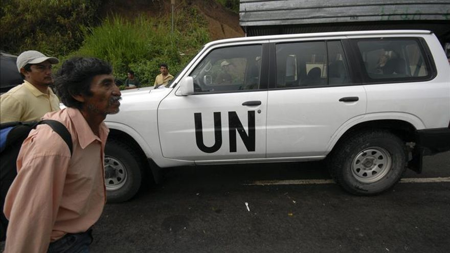 La violencia causa el desplazamiento de 174.000 personas en Honduras en diez años