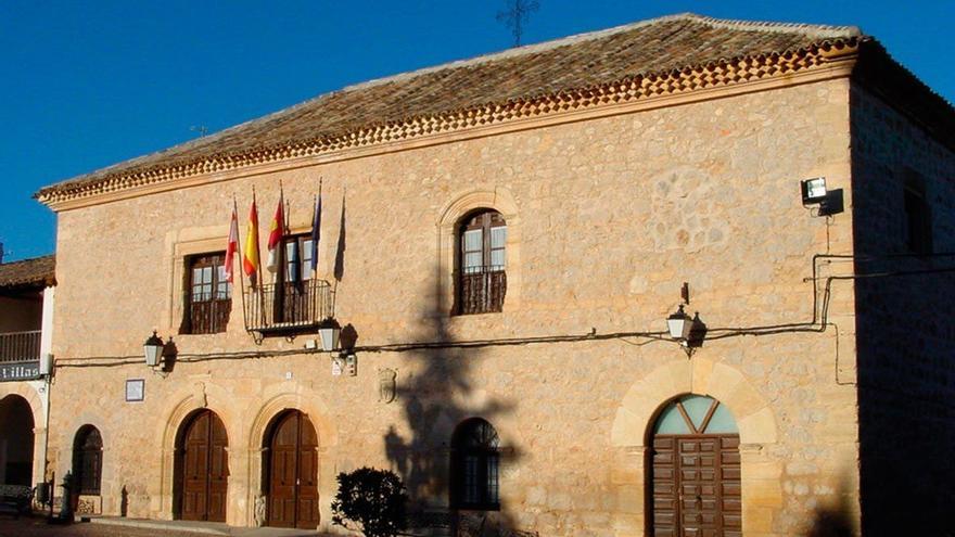 Ayuntamiento de Villamayor de Santiago (Cuenca)