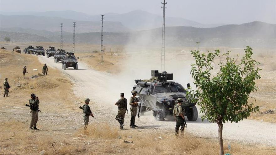 Turquía bombardea de nuevo los refugios de la guerrilla kurda en el norte de Irak