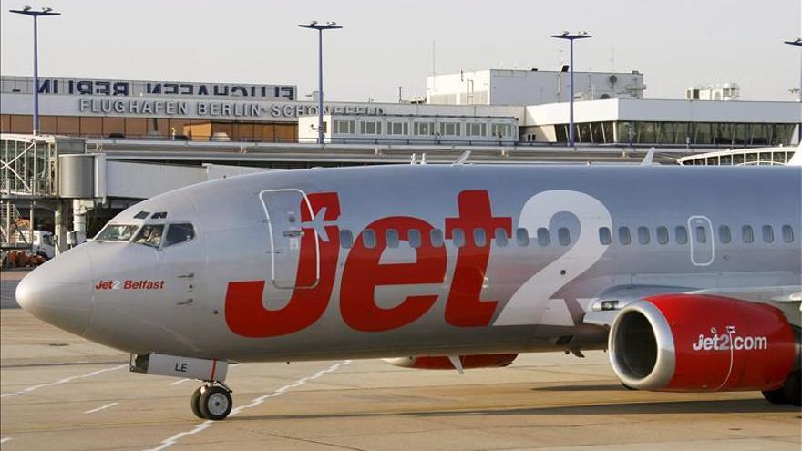 Un avión procedente de Barcelona aterriza de emergencia en Manchester