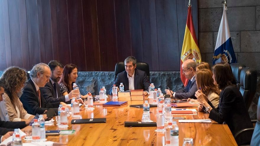Consejo de Gobierno de Canarias (EUROPA PRESS)