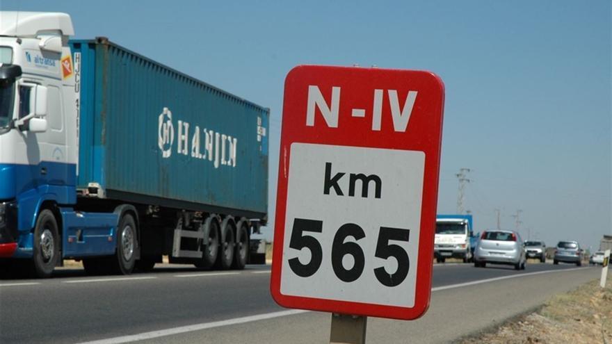 N-IV Sevilla-Cádiz