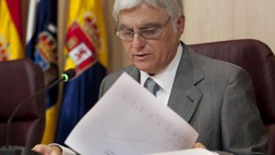 José Miguel Pérez. (EUROPA PRESS)