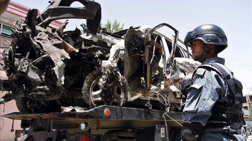Muere un soldado de la OTAN en un ataque cerca de una base de EEUU en Afganistán