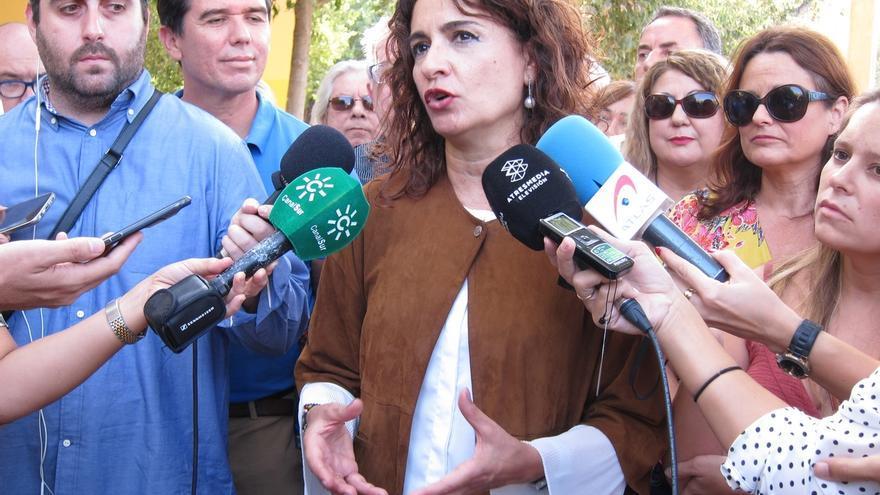 Montero, convencida de un acuerdo con el PNV para aprobar los Presupuestos