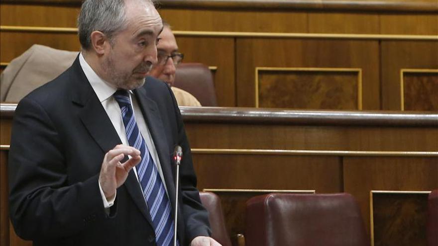 Amaiur reprocha a Gallardón que olvide a la víctima de ETA Eugenio Olaziregi