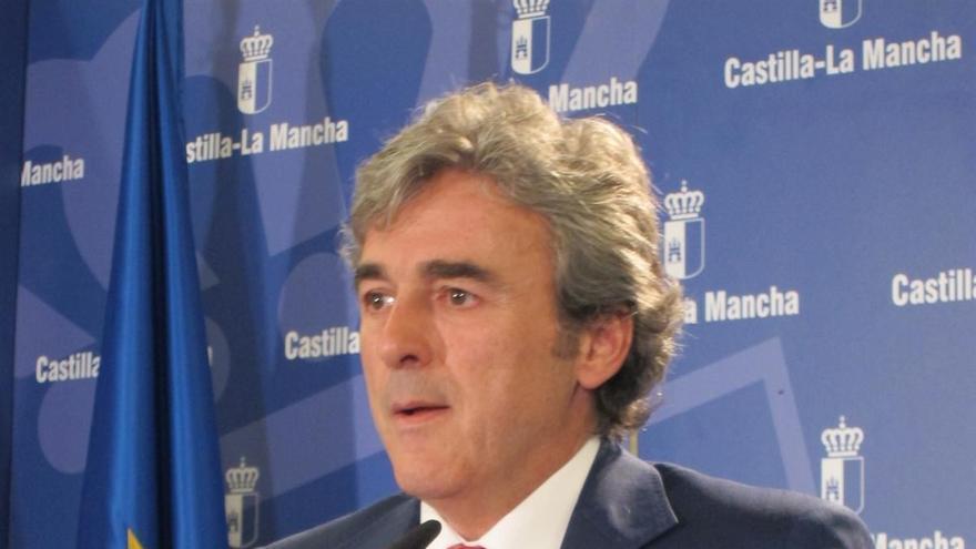 Leandro Esteban, en su etapa en el Gobierno de Castilla-La Mancha