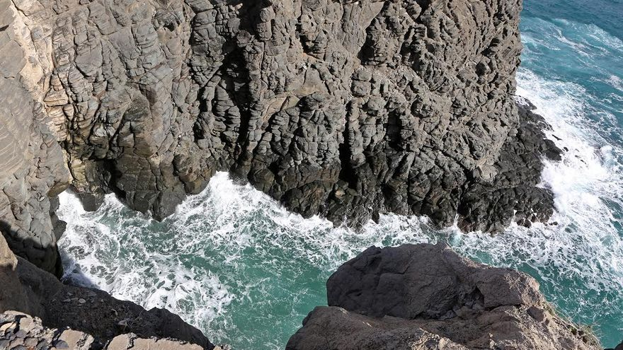 Zona de la Marfea, donde ha aparecido el cadáver de un hombre de 48 años.