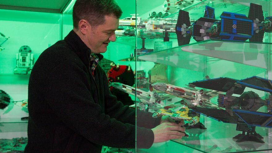 Editan la biblia del coleccionista de Lego Star War y sus 102.000 piezas