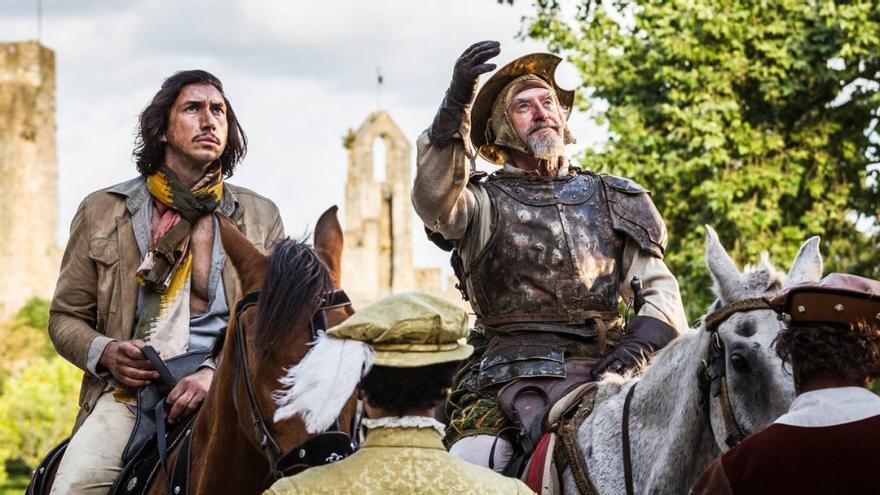 'El hombre que mató a Don Quijote', el proyecto maldito de Terry Gilliam cerrará Cannes