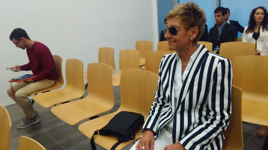 La exalcaldesa, Marivi Pinilla, ha sido condenada a más de 16 años de prisión por 11 delitos que, en ningún caso, le acarrearían una condena efectiva de más de nueve año