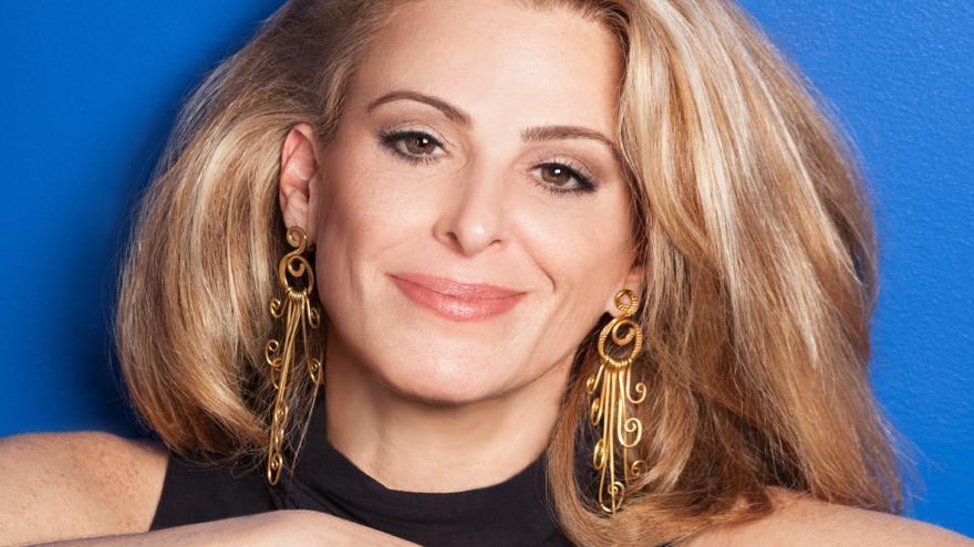 La periodista Fey Berban, autora de Mexamérica. Imagen cedida.