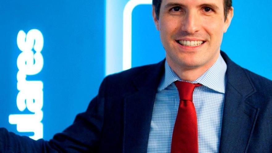 Casado (PP) critica que Mas dijera no saber nada del dinero de los Pujol y niega que sea comparable con Rajoy y Bárcenas