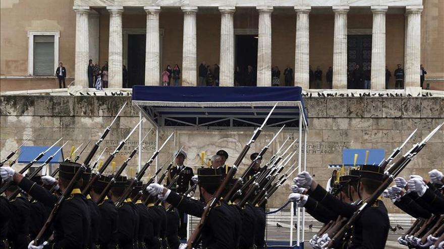 Grecia vive su primer desfile militar bajo el Gobierno izquierdista de Syriza
