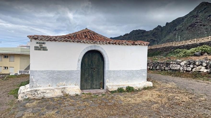 Ermita de San Juan en Bajamar