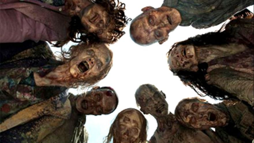 'The walking dead' cierra bien su quinta temporada en FOX España