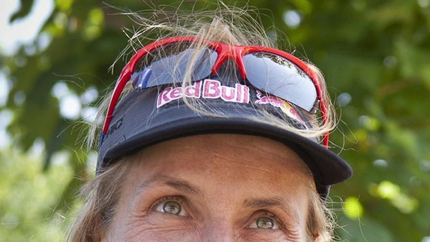 Natascha Badmann. FOTO: Red Bull.