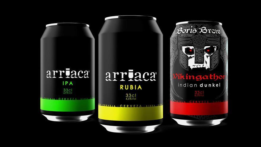 Arriaca dispone ya de envases en lata