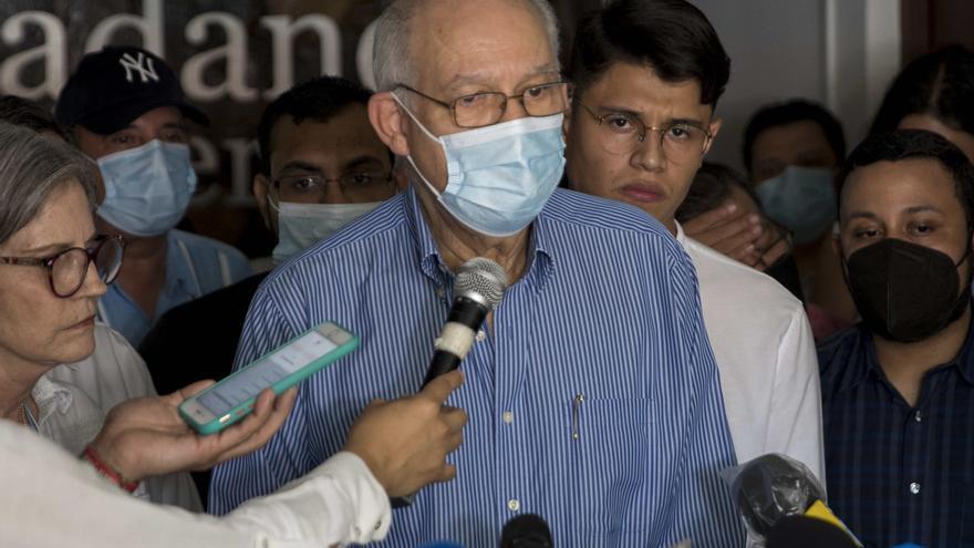 Detenido otro hijo de la expresidenta nicaragüense Violeta Chamorro