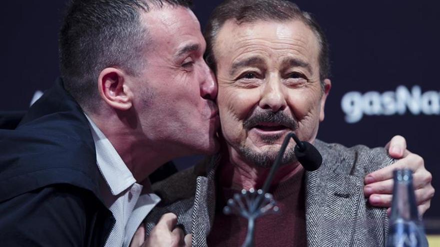 """Nathalie Poza, Lola Dueñas y Juan Diego brillan en """"No sé decir adiós"""""""