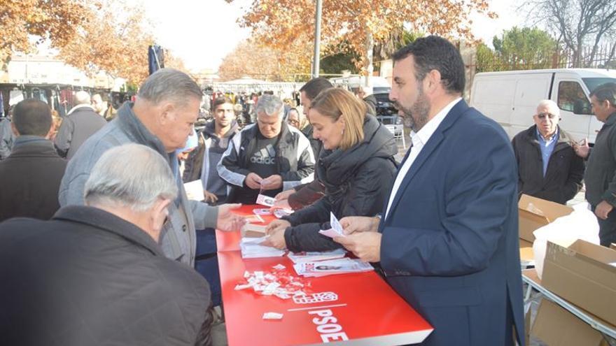 Mari Luz Rodríguez, candidata del PSOE al Congreso por Guadalajara / EP