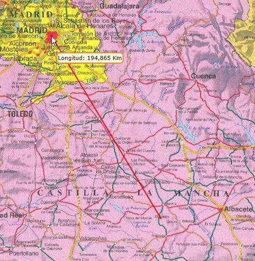 Ubicación del terremoto y distancia con respecto a Madrid | SOMOS MALASAÑA