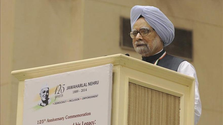 Ex primer ministro indio rechaza las acusaciones de corrupción y apunta a Modi