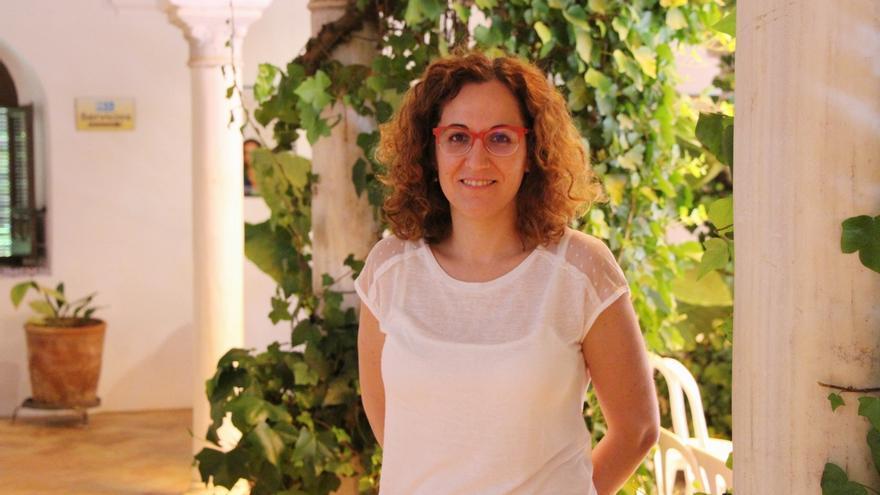 """Nuria López: """"La reforma laboral es un arma arrojadiza a la cabeza de los trabajadores"""""""