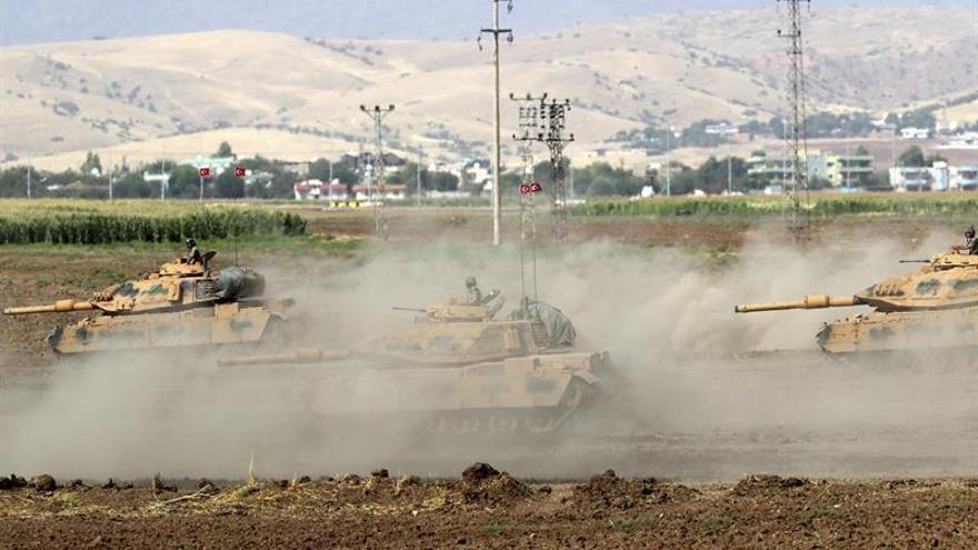 Turquía amenaza con invadir el Kurdistán iraquí para combatir el terrorismo