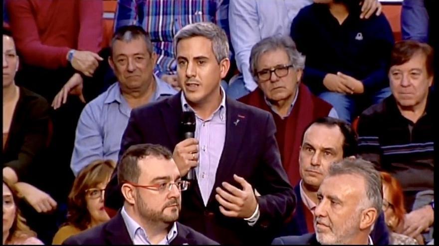 El comité federal del PSOE ratifica a Zuloaga como candidato autonómico