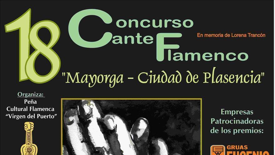 Mayorga flamenco Plasencia