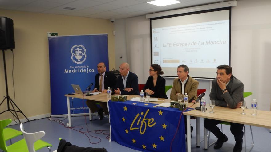 Presentación del proyecto LIFE 'Estepas de La Mancha' / Global Nature